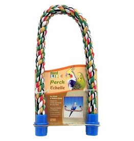 Bird Life ROPE PERCH BENDABLE 21in