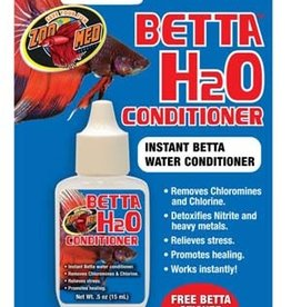 ZOO MED LABORATORIES ZooMed Betta H20 Conditioner