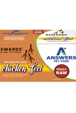Answers Answers Rewards Raw Fermented Chicken Feet 10 pc