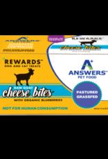 Answers Answers Rewards Raw Goat Milk Cheese Treat w Blueberries 8oz