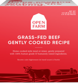 Open Farm Open Farm Dog Gently Cooked Beef 6/12 oz