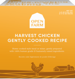 Open Farm Open Farm Dog Gently Cooked Chicken 6/12 oz