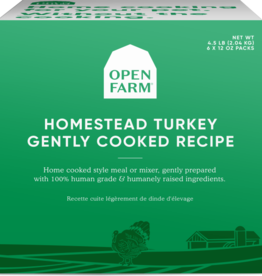 Open Farm Open Farm Dog Gently Cooked Turkey 6/12 oz