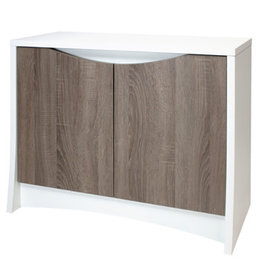 Fluval Sea Fluval FLEX Aquarium Stand - White - 82.88 x 42 x 75.5 cm (32.5 x 16.5 x 29.7 in)