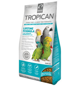 Tropican Tropican Lifetime Granules for Parrots, 4 lbs