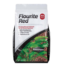 SEACHEM LABORATORIES INC FLOURITE RED GRAVEL 3.5kg/7.7lbs BAG