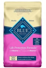 BLUE BUFFALO BLUE LP SmB Adult Ckn & BR 6.8kg/15lb