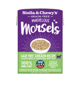 Stella & chewy's Stella&Chewys Cat Marvelous Morsels Chicken 12/5.5 oz