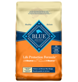 BLUE BUFFALO Blue Dog LPF Large Breed Adult Chicken & BnRice 26 lb