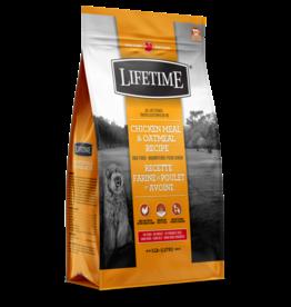 Lifetime LIFETIME DOG CHICKEN 7 OATMEAL 2.27kg
