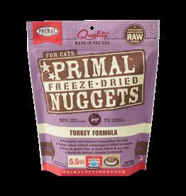 Primal Pet Foods Primal Cat Freeze Dried Turkey 5.5 oz