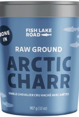 Fish Lake Road Frozen - Raw Ground Arctic Charr Tub 907GM