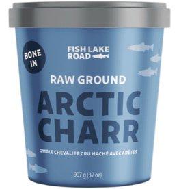 Fish Lake Road Frozen - Raw Ground Arctic Charr Tub 907GM