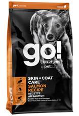 Purina GO! Skin & Coat Salmon Recipe 25LB