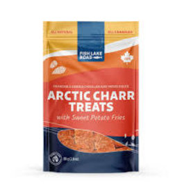 Fish Lake Road Fish Lake Road Arctic Charr with Sweet Potato Fries 80GM