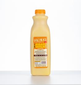 Primal Pet Foods Primal Frozen Raw Goat Milk Pumpkin Spice Quart / 32 oz