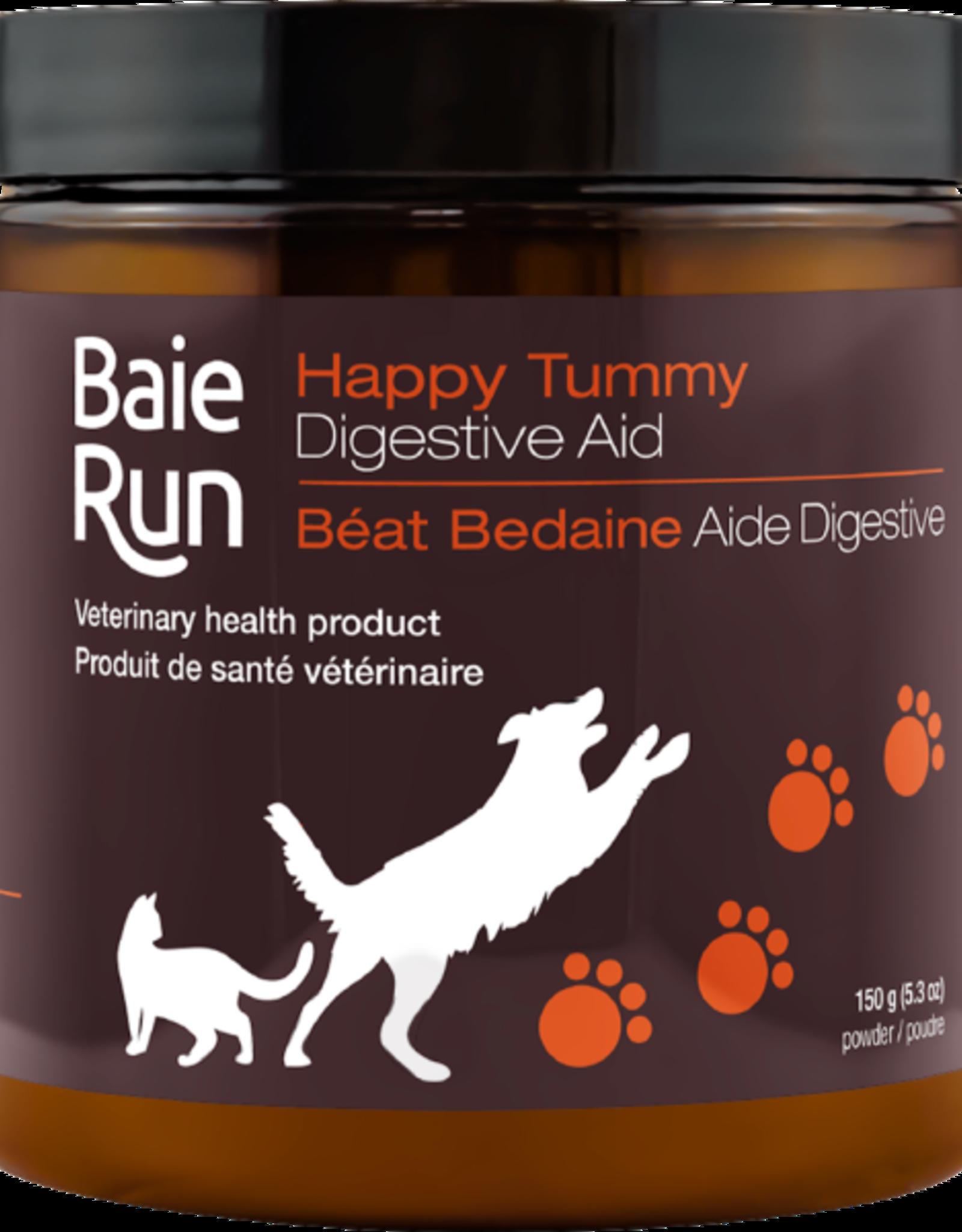 Baie Run Baie Run Dog/Cat Happy Tummy Digestive Aid 150g