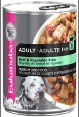 Eukanuba Eukanuba Adult Hearty Stew W/Beef&Vegs in Gravy 12.5 oz