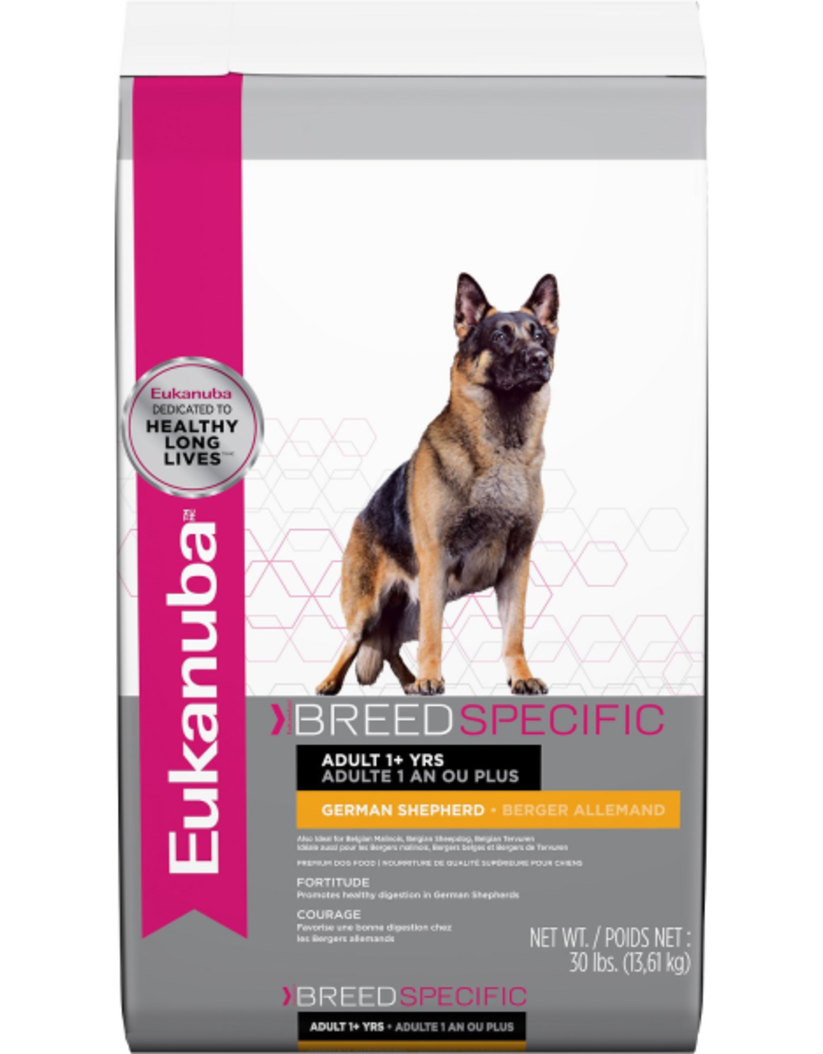 Eukanuba Eukanuba German Shepherd 30 lb