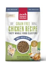 Honest Kitchen HK Dog GF Whole Food Clusters Small Breed Chicken 10 lb
