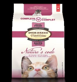 Oven-Baked Tradition Oven-Baked Tradition Nature's Code Cat GF 10 lb