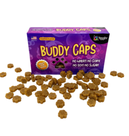 Spunky Pup Spunky Pup Buddy Caps Treats Pumpkin Flavor 5 oz