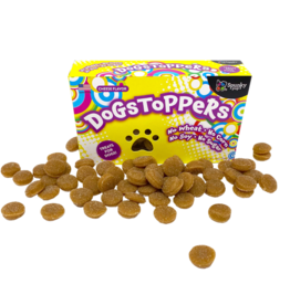 Spunky Pup Spunky Pup Dogstoppers Treats Cheese Flavor 5 oz