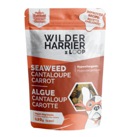 Wilder Harrier WH Vegan Biscuits Seaweed Cantaloupe Carrot Hypo 120 g