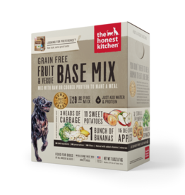 Honest Kitchen HK Dog Dehydrated GF Fruit & Veggie Base Mix 7 lb