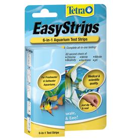 TETRA Tetra Easy Strips 6 in 1 Test 25PK