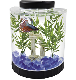 TETRA Tetra LED Half Moon Betta Kit 1.1 gal