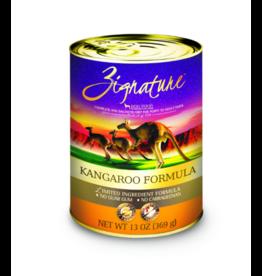 Zignature Zignature Dog LID GF Kangaroo 13 oz