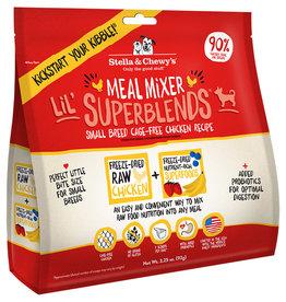 Stella & chewy's SC FD Lil' Super Blends Chicken 3.25OZ