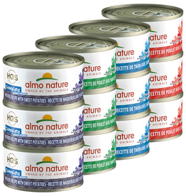 Almo Nature Almo Nature Variety Pack 12/70g