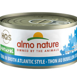 Almo Nature Almo Tuna in Broth Atlantic Style 70G