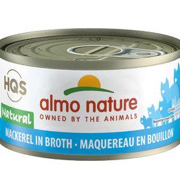 Almo Nature Almo Mackerel in Broth 70G