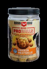 Boss Dog Boss Dog FD ProBalls Raw Chicken 170GM