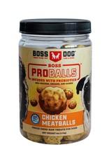 Boss Dog Boss Dog FD ProBalls Raw Chicken Meatballs 85GM