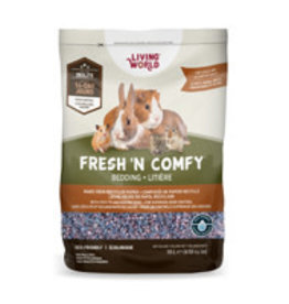 LIVING WORLD Living World Fresh 'N Comfy Bedding - 10 L (610 cu in) - Confetti