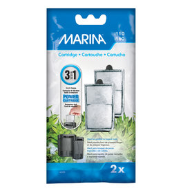 MARINA Marina i110 and i160 Internal Filter Refill Cartridge - 2 pcs