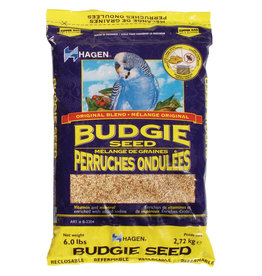 Hagen Parakeet/Budgie Staple VME Seeds, 6 lb, bagged
