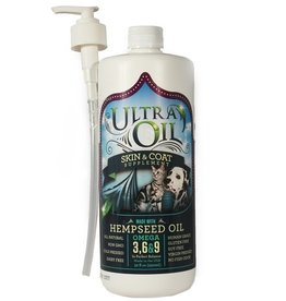 Ultra Oil Skin & Coat Supplements 32oz