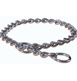 """Hamilton Hamilton 22"""" Chain Slip Training Collar Extra Heavy (4.0mm)"""