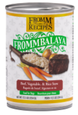 Fromm Fromm Dog Frommbalaya Beef Veg & Rice Stew
