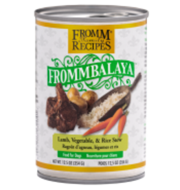 Fromm Fromm Dog Frommbalaya Lamb Veg & Rice Stew 12.5 oz