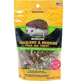 Sunseed Sunseed Wigglers & Berries Trail Mix Treat