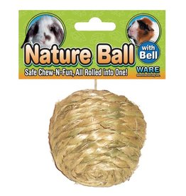 WARE MANUFACTURING Nature Ball+Bell 4in