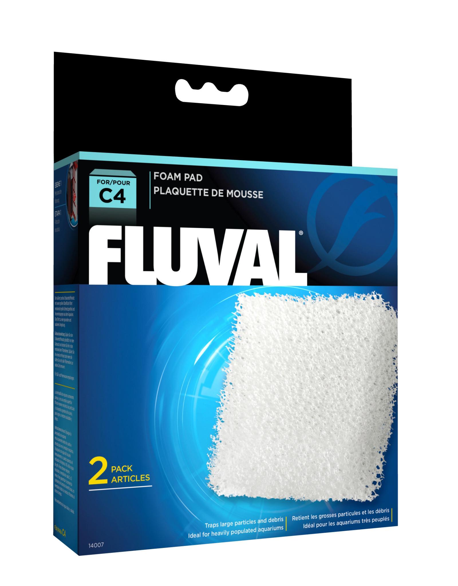 Fluval Fluval C4 Foam Pad for Fluval C4 Power Filter