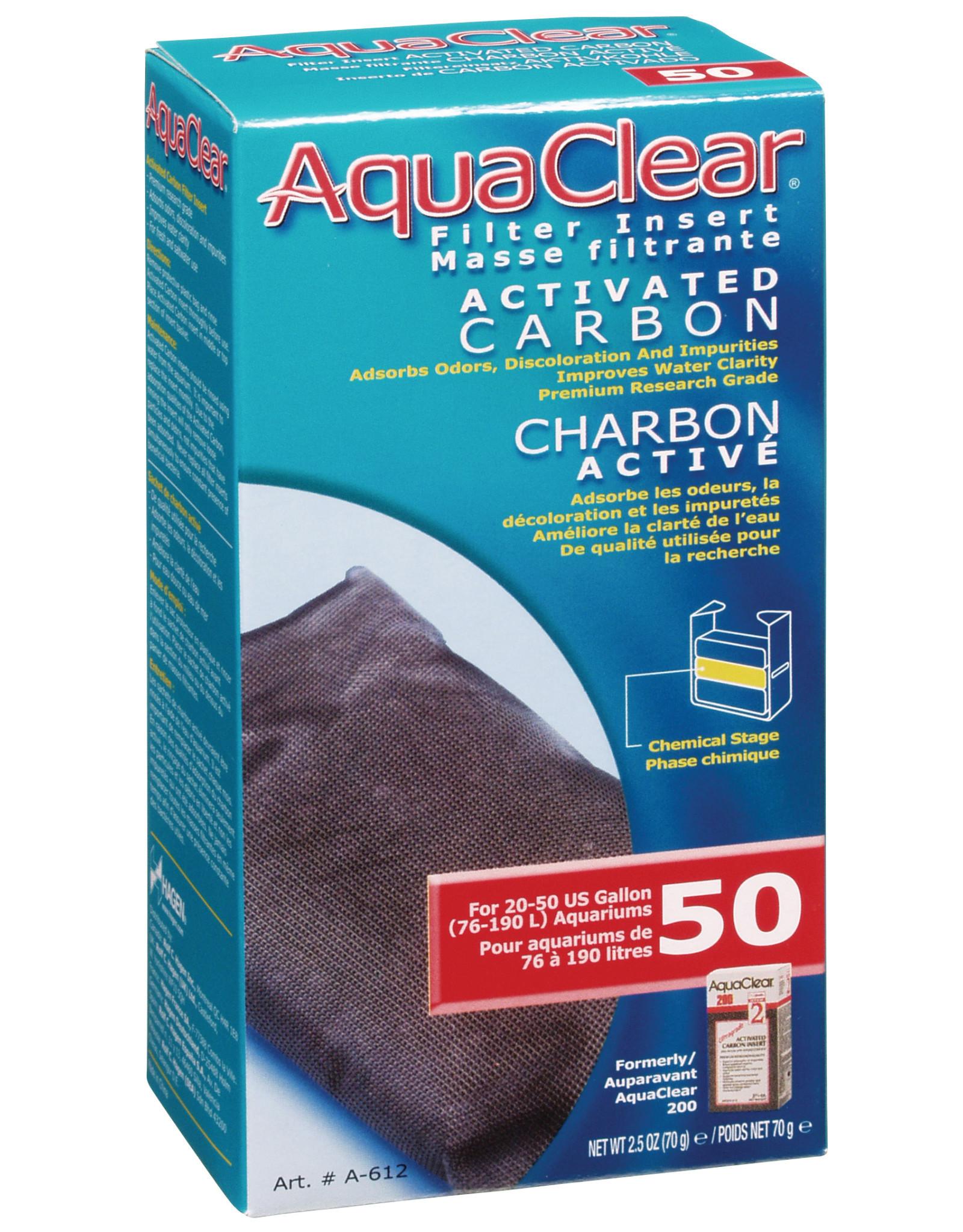 AQUA CLEAR AquaClear 50 Power Filter, cETLus Listed (Inc. A612, A613 & A1372)