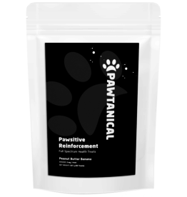 Pawtanical Pawtanical Pawsitive Reinforcement Treats Peanut Butter and Banana 227g